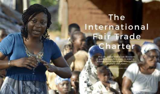 International Fair Trade Charter launched in Accra