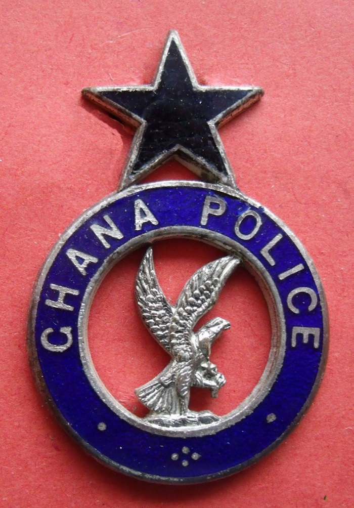 THE GHANA POLICE SERVICE IN PERSPECTIVE.