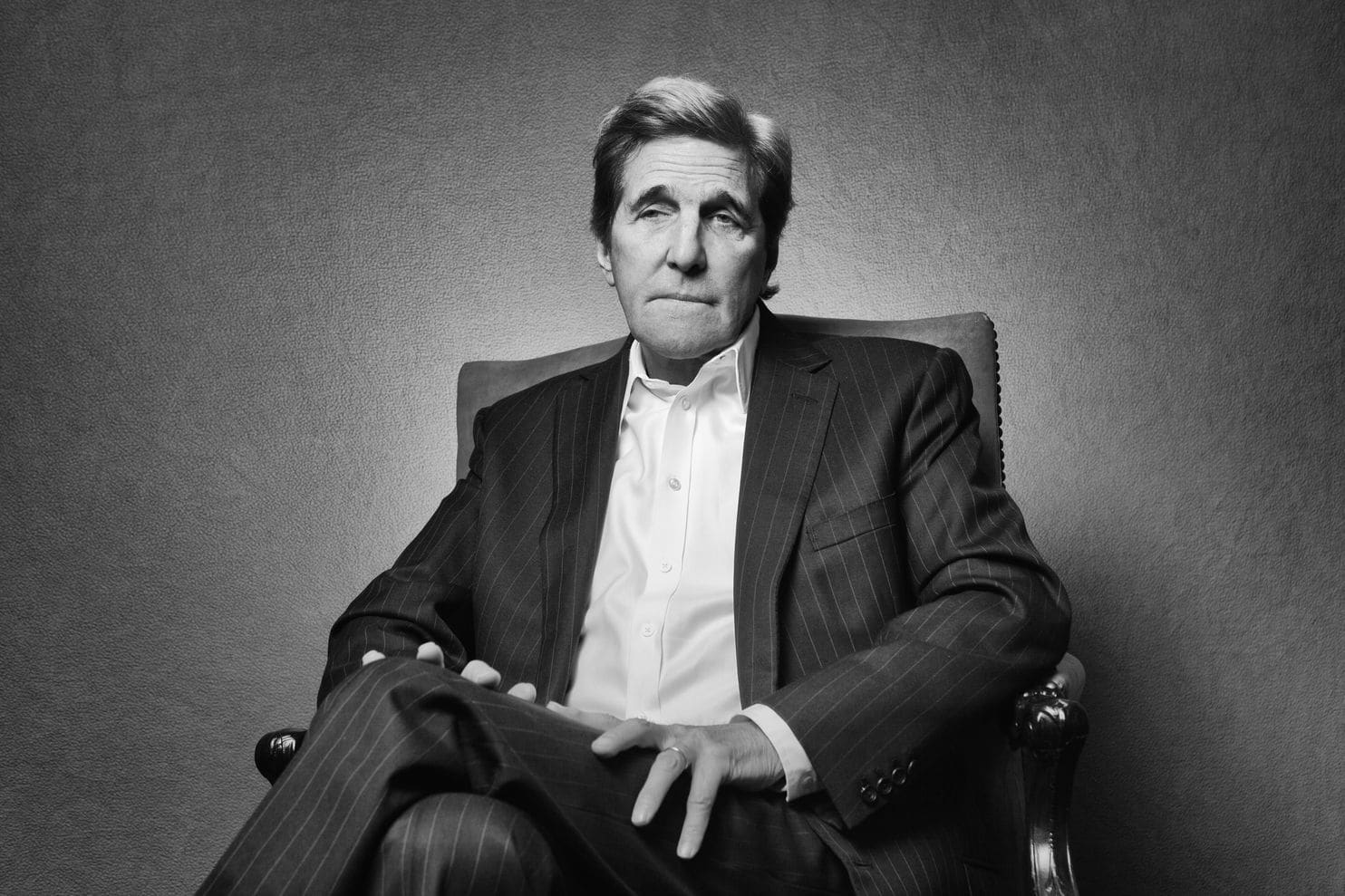 John Kerry served as secretary of state under President Barack Obama. (KK Ottesen/For The Washington Post)