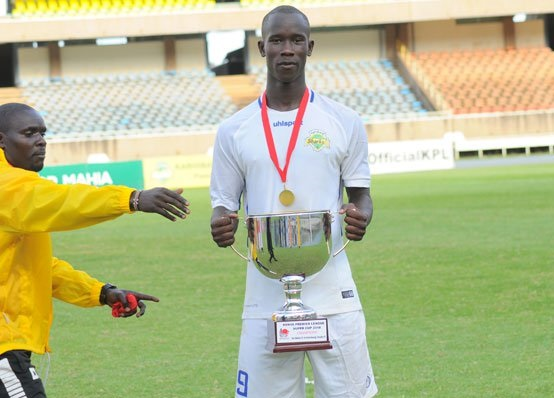Sydney Lokale: The deadly striker Kotoko need to know as they look likely to play Kariobangi Sharks