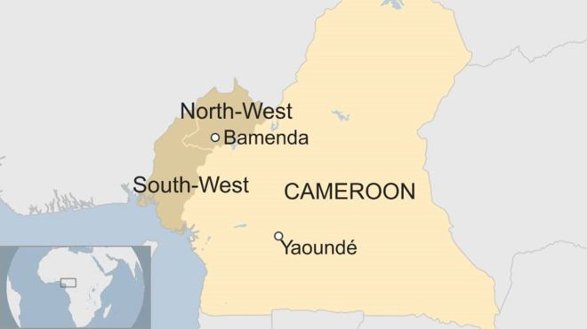 More than 70 pupils seized in Bamenda