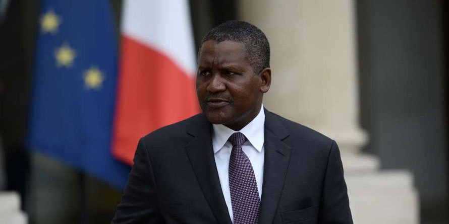 Nigeria's Dangote in race to buy troubled ARM Cement