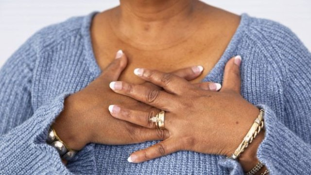 Women warned over heart attack risks