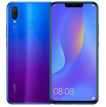 The Huawei Y9 2019 which was launched in Accra, Ghana on November 8, 2018.