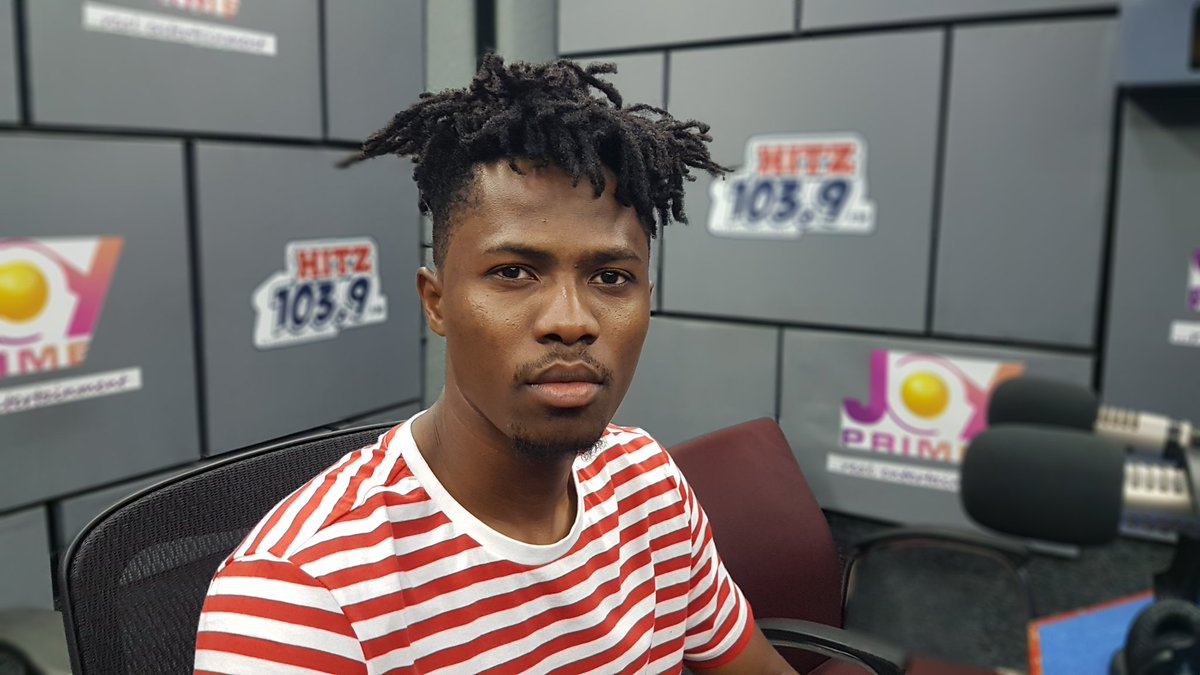 Kwesi Arthur_Fan Milk