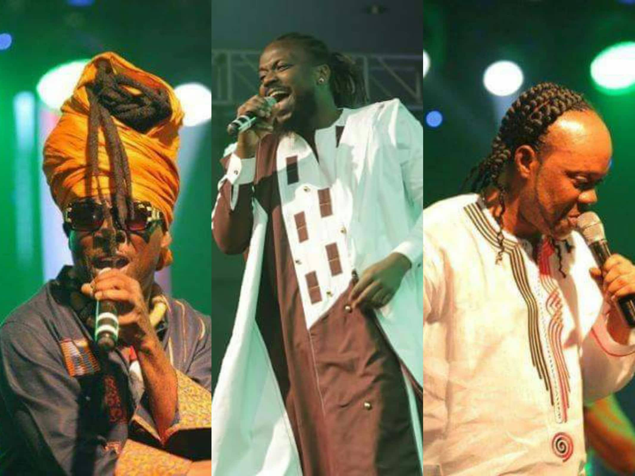Samini, Daddy Lumba, Kojo Antwi thrill fans at the Vodafone African Legends Night 2018