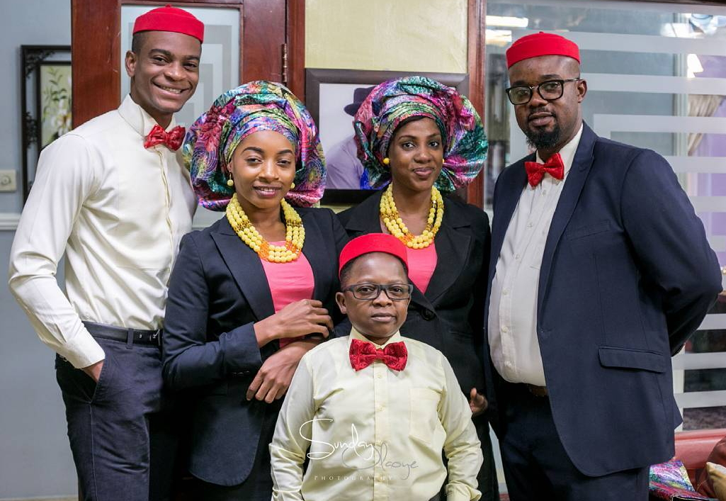 Why I was given a role in 'The Johnsons' without Paw Paw – Aki