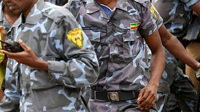 Ethiopian police kill each other in capital
