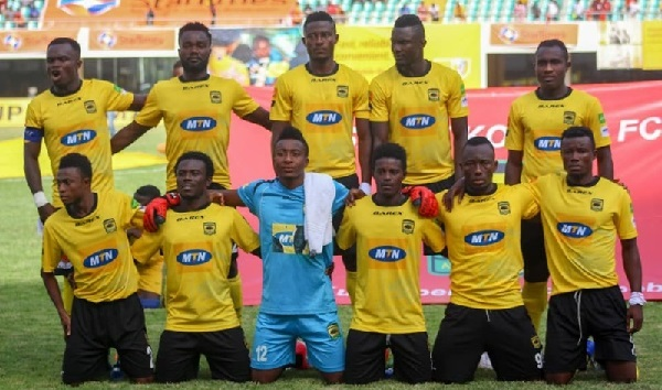 Kumasi Asante Kotoko will be playing the Black Stars on Friday