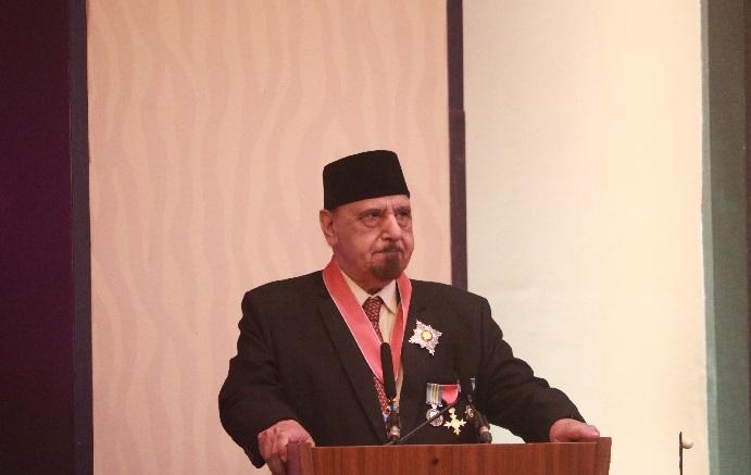 Ahmadiyya Peace Conference: Sir Dr Iftikar Ahmad Ayaz