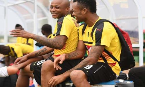 Ayew brothers ready for Black Stars return - Fiifi Tackie