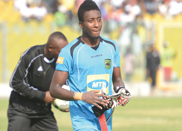 Kotoko goalkeeper Felix Annan happy over Black Stars return