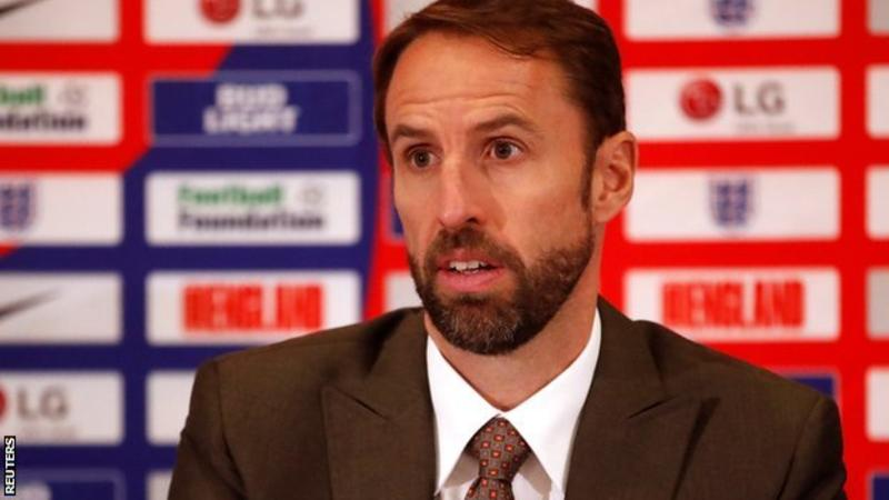 Gareth Southgate: England manager signs new contract until 2022 World Cup