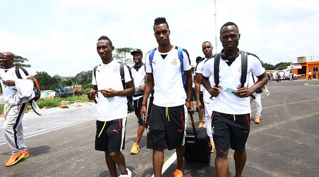 Nine Black Stars Players Arrive For Sierra Leone Clash Amid Uncertainties