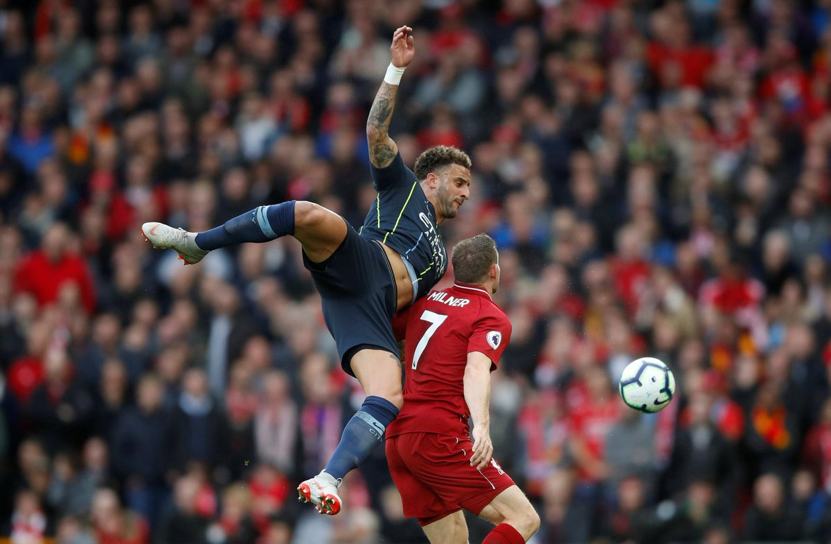 EPL LIVE UPDATES: LIVERPOOL VS MANCHESTER CITY