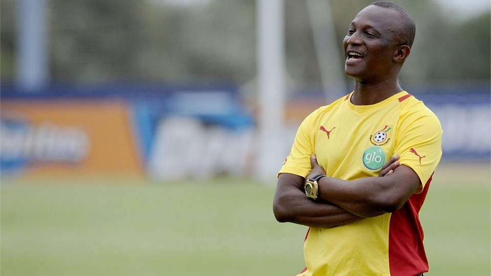 The Black Stars is currently coached by Kwesi Appiah