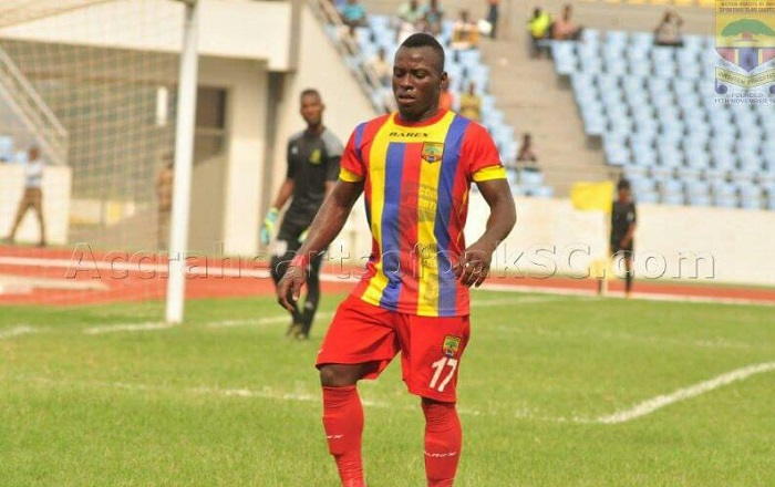 Patrick Razak signs pre-contract with FC Horoya