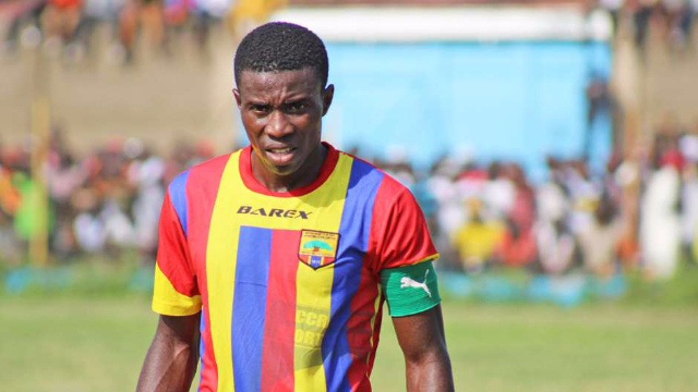Ex-Hearts of Oak captain Thomas Abbey to sign for AS Vita Club