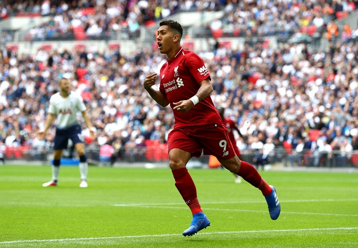 EPL: Liverpool beat Spurs at Wembley despite Lamela's scare