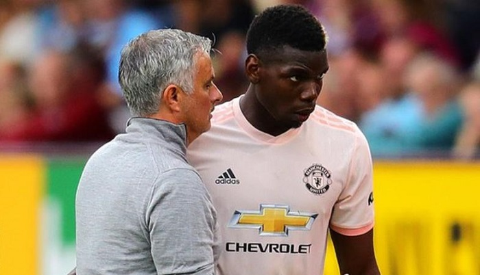 Manchester United: Paul Pogba wants to stay - Jose Mourinho