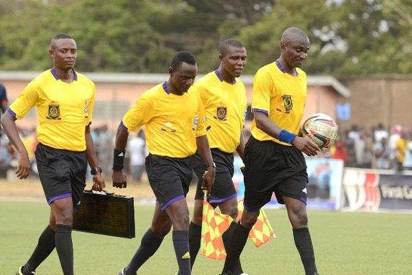 RAG sanctions referees culpable in Anas 'Number 12'