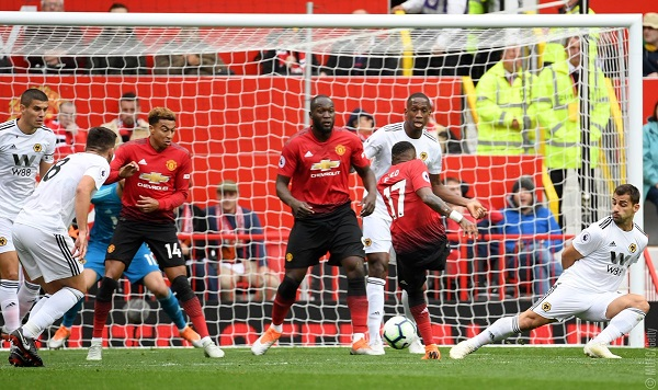 EPL: Wolves hold Manchester United at Old Trafford