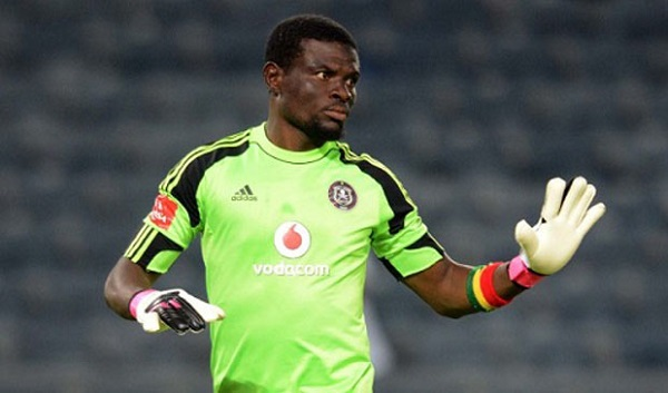 Fatau Dauda's future at Enyimba uncertain