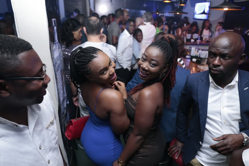 Accra's top 5 spots for a Friday night hangout