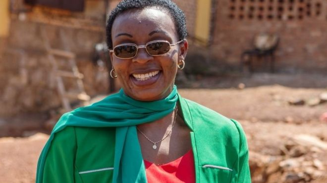 Victoire Ingabire has received a presidential pardon