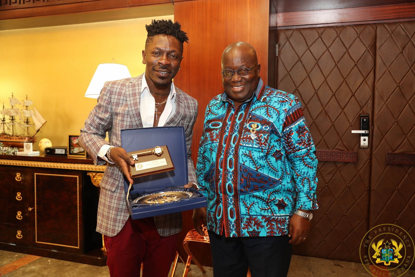 Ghanaians should be patient with Nana Addo – Shatta Wale begs