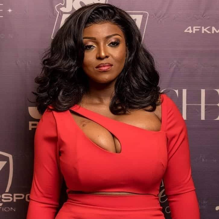 My melons wanted to come out and play, so I let them – Yvonne Okoro
