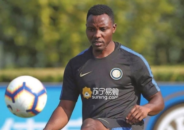 Kwadwo Asamoah included in Inter Milan's Champions League squad for Spurs clash