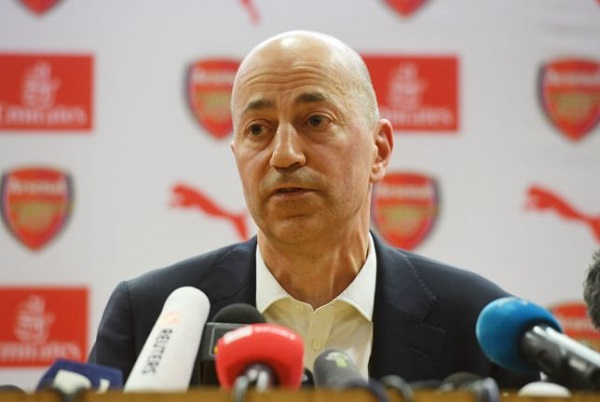 Ivan Gazidis steps down at Arsenal and will join AC Milan