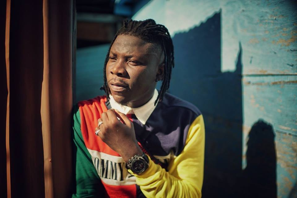 Stonebwoy humbly replies Rev.Eastwood Anaba