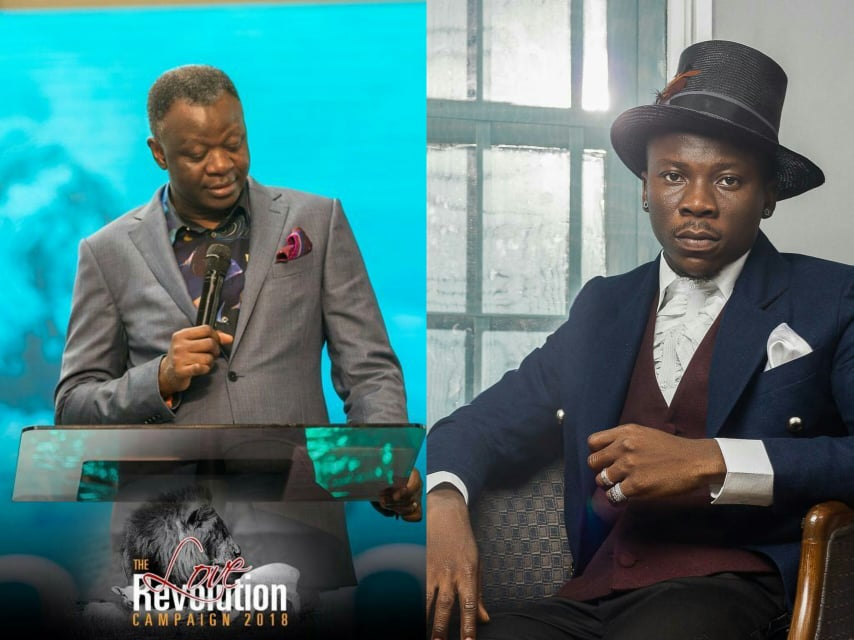 Stonebwoy is very intelligent, i listen to him like a university lecturer - Rev. Eastwood Anaba