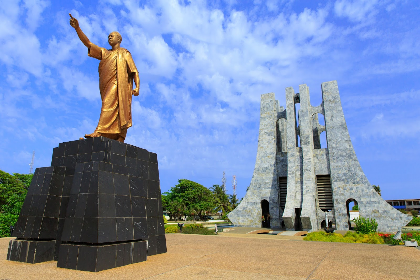 tourist sites in Ghana you should definitely visit