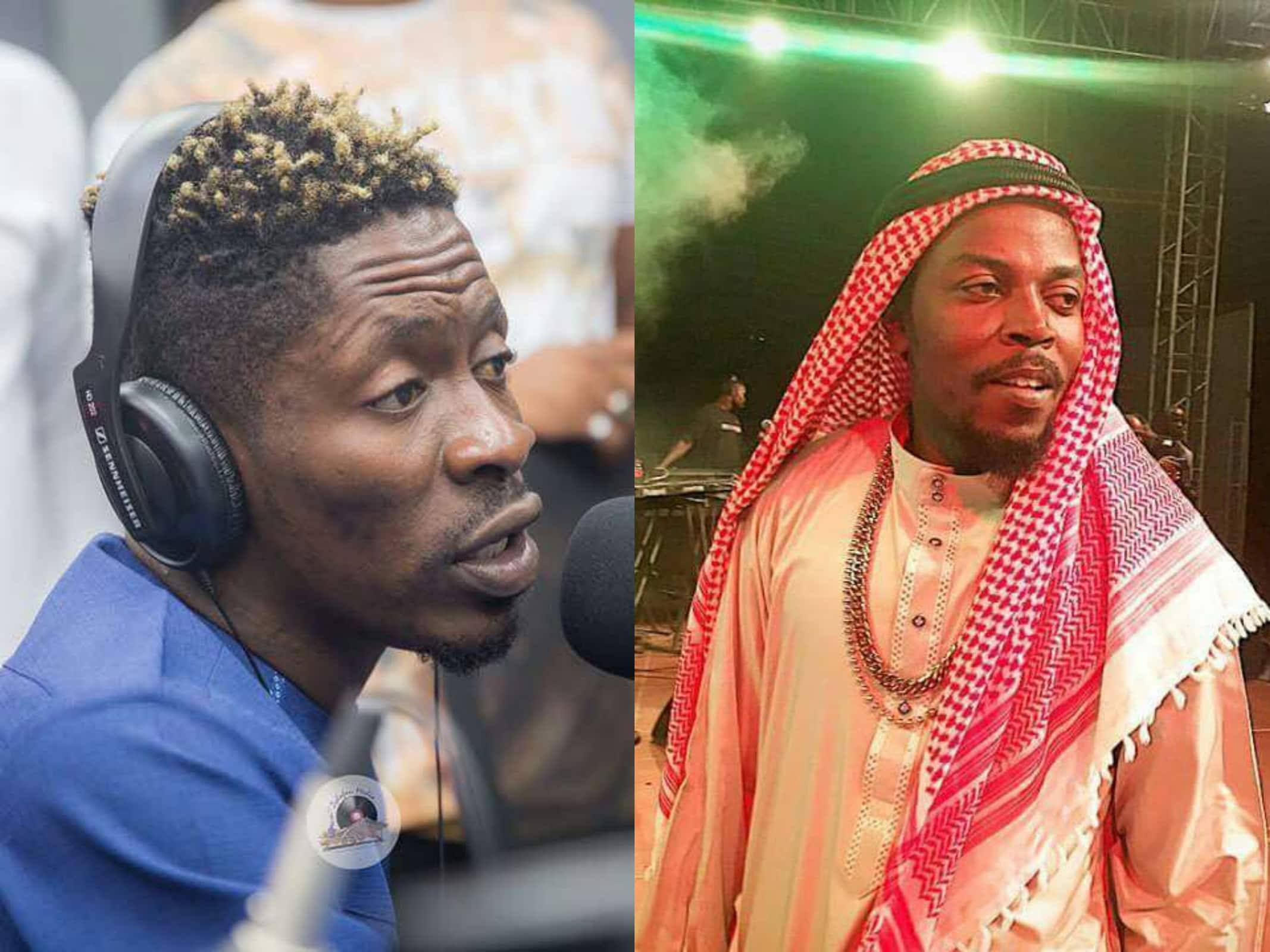 Stop giving your wife for loan - Kwaw Kese to Shatta Wale