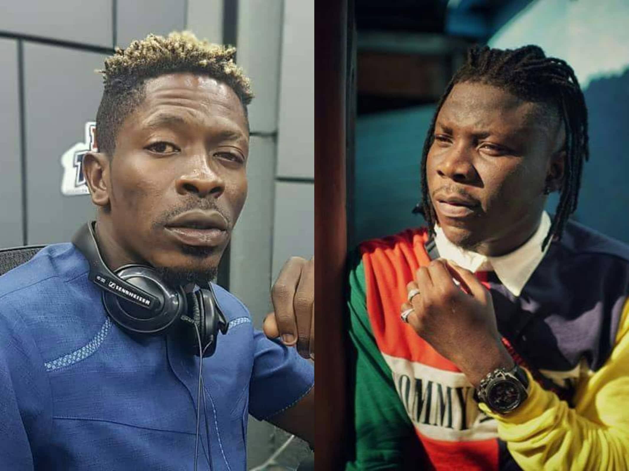 I will not allow Shatta Wale to tarnish my reputation - Stonebwoy
