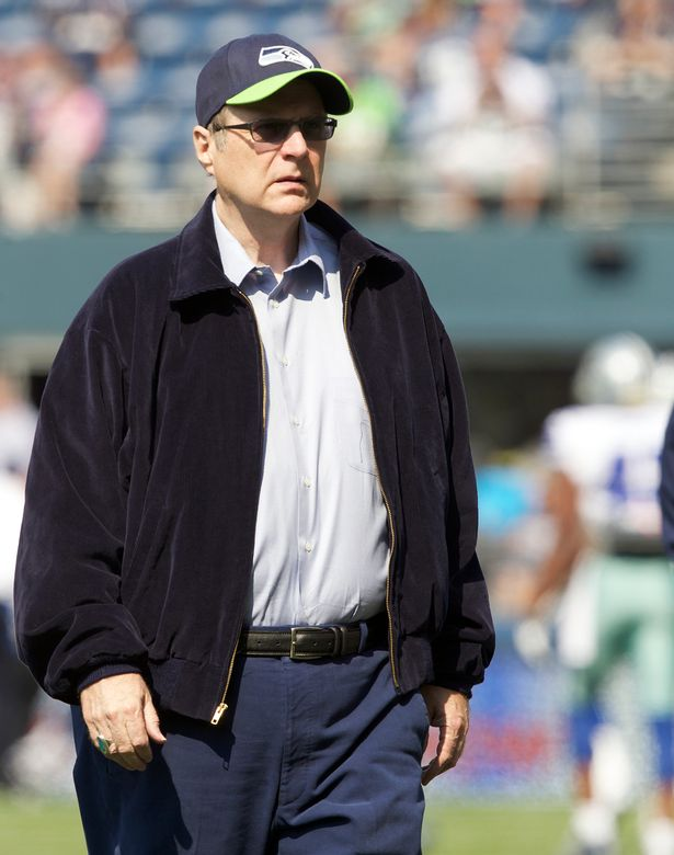 Who is Paul Allen? Billionaire Seattle Seahawks owner emerging as candidate to buy Chelsea from Roman Abramovich