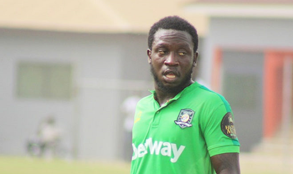 Elvis Opoku fined GHC 3000 by Aduana Stars