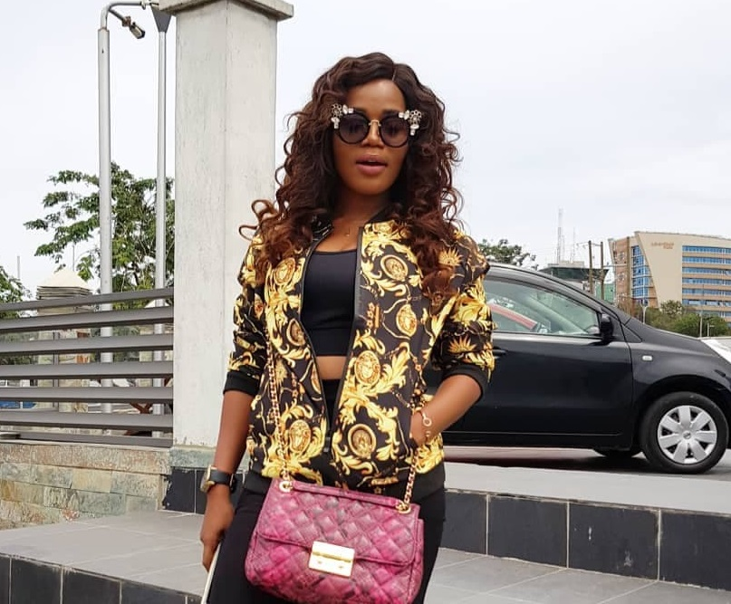 Mzbel finally reacts to 'weed' smoking allegation
