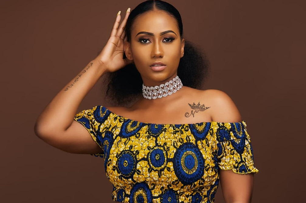 Check out Hajia4Real's gorgeous looks in African print