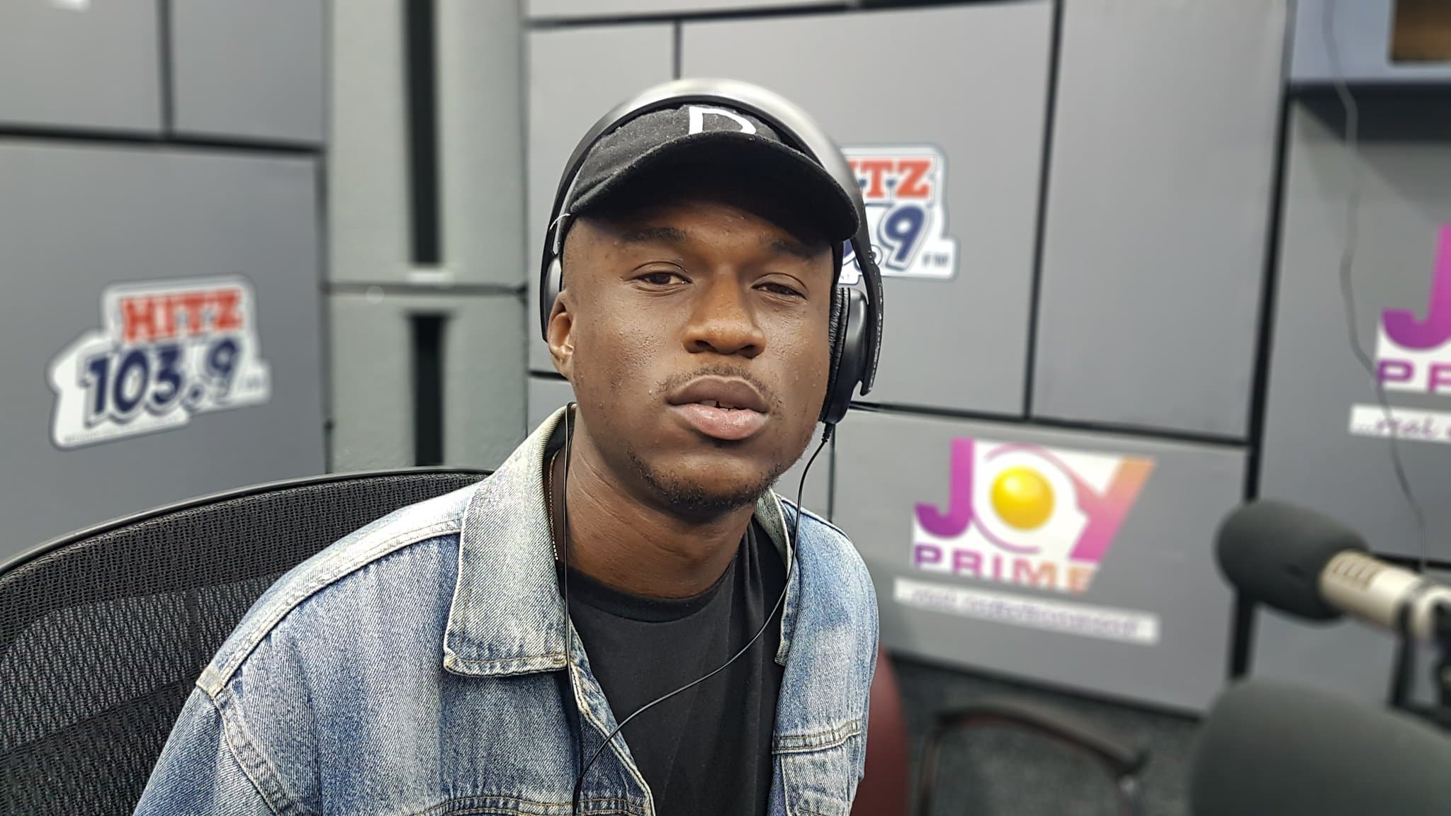 I get worried when i dont hear from Sarkodie - Joey B