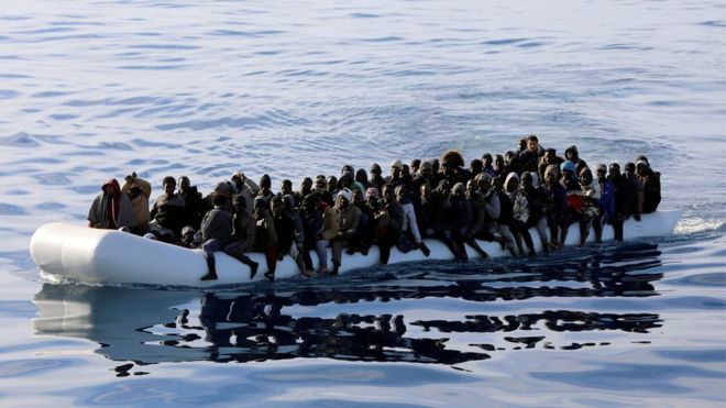 Over 1,500 migrants have died crossing the Mediterranean so far this year