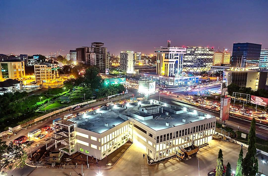Cities in Ghana and what they are known for
