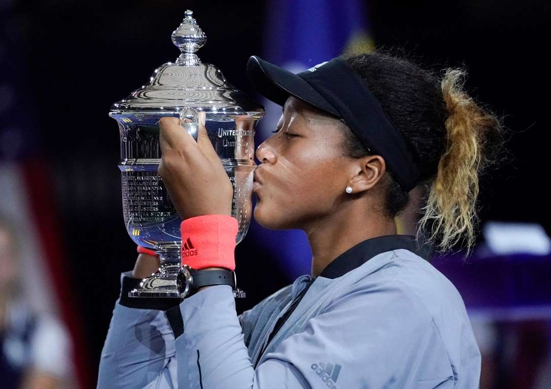 Osaka beats angry Serena Williams to win US Open