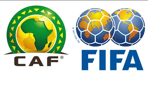 FIFA/CAF delegation land in Ghana