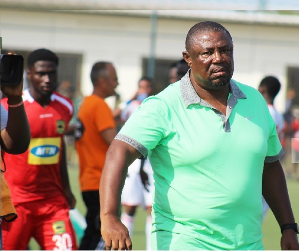 Kotoko planned to sack me - Paa Kwesi Fabin on his resignation