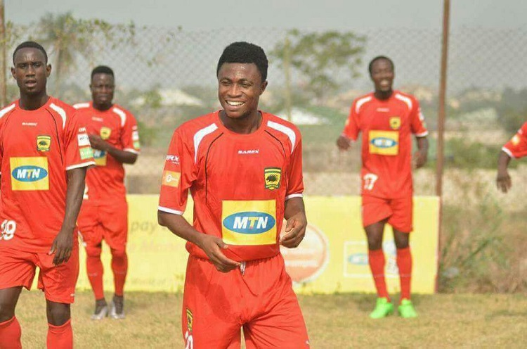 Asante Kotoko winger Emmanuel Gyamfi urges club to sign Hearts of Oak's Patrick Razak