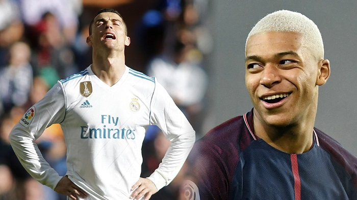 Mbappe is better than Ronaldo, says De Vrij